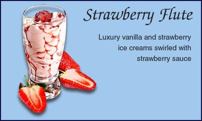 Strawberry Flute
